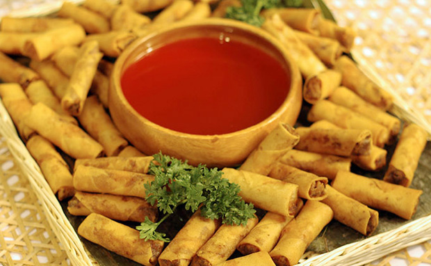 Lumpia shanghai recipes dishmaps